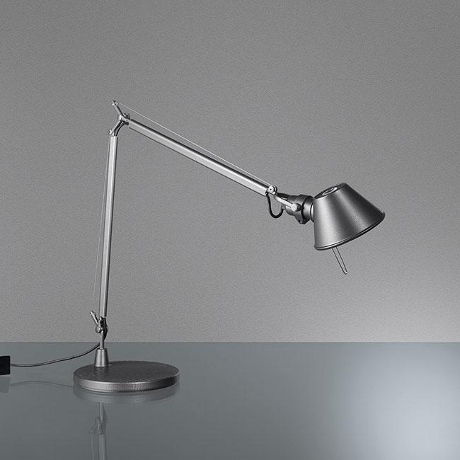 [Artemide/아르떼미데] Tolomeo Midi Table LED 2700K Anthracite grey // 톨로메오 미디 테이블 LED 2700K Anthracite grey