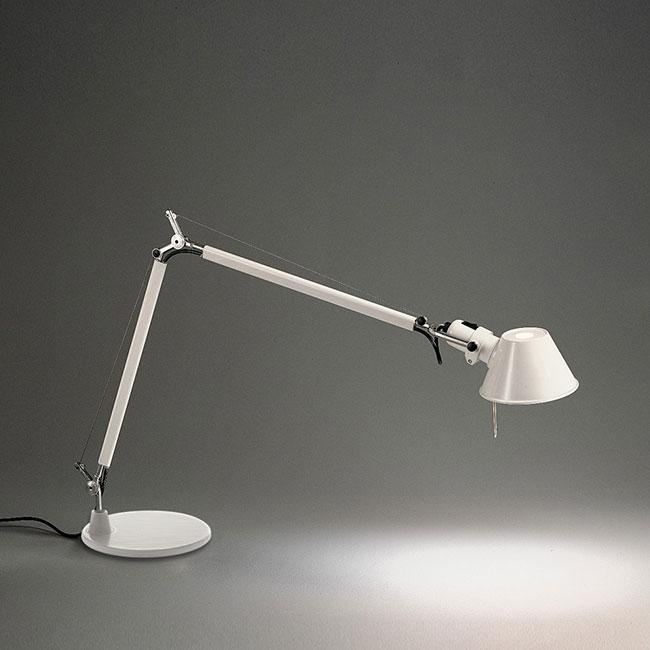 [Artemide/아르떼미데] Tolomeo Mini Table - White // 톨로메오 미니 테이블 - 화이트