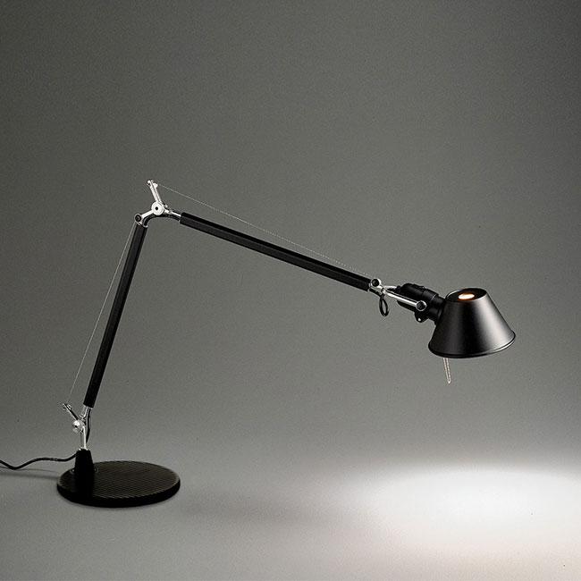 [Artemide/아르떼미데] Tolomeo Mini Table - Black // 톨로메오 미니 테이블 - 블랙