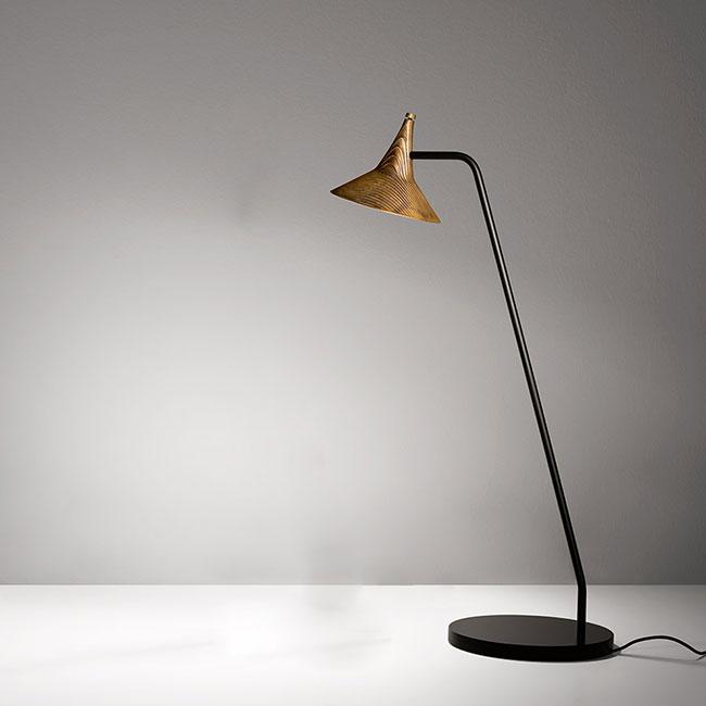 [Artemide/아르떼미데] Unterlinden Table - LED 2700K Brass // 운터린덴 테이블 - LED 2700K 브라스