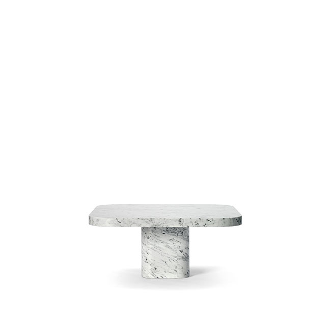 [ClassiCon/클래시콘] Bow Coffee Table No. 3 Marble