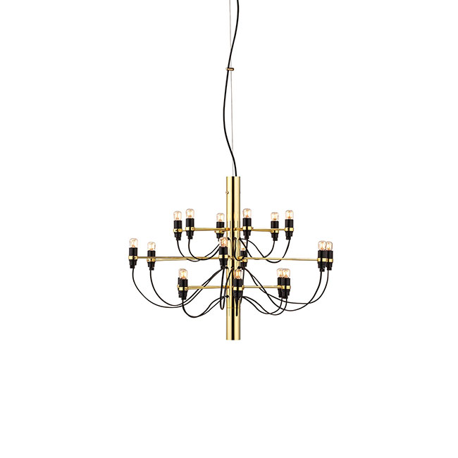 [Flos/플로스] 2097/18 (clear bulbs) - brass // 2097/18 (clear bulbs)