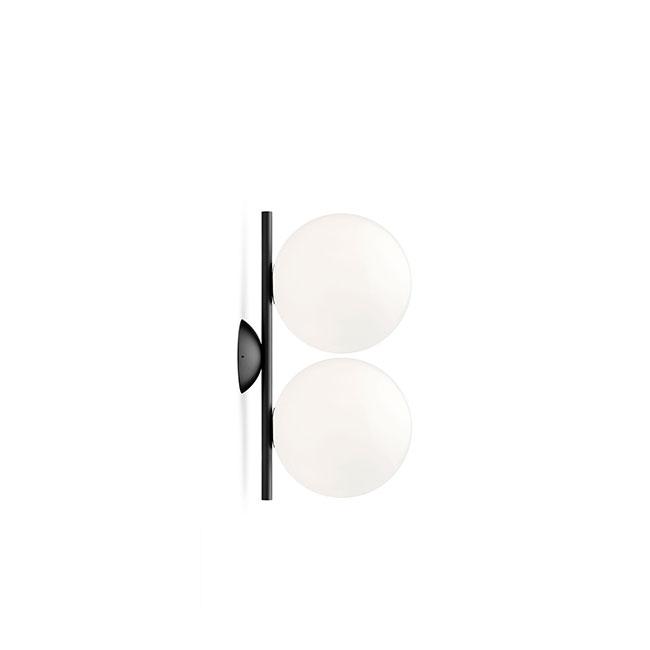 [Flos/플로스] IC Lights C/W1 Double // IC 라이트 실링/월 1 더블