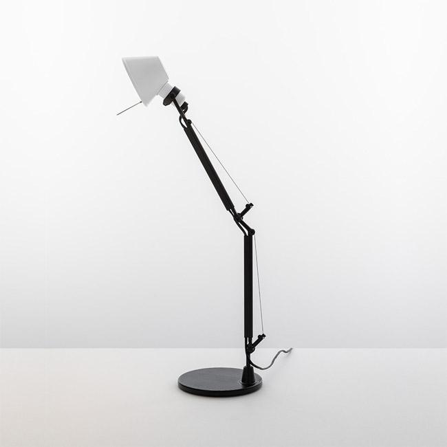 [Artemide/아르떼미데] Tolomeo Micro Table Bicolor - Black/White