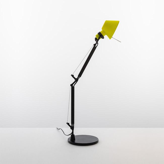 [Artemide/아르떼미데] Tolomeo Micro Table Bicolor/Yellow