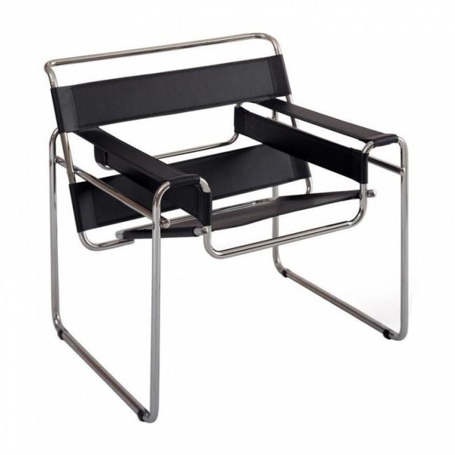 [Knoll/놀] Wassily Chair-Cowhide// 바실리 체어-카우하이드
