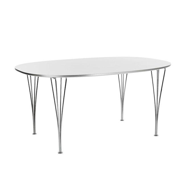 [Fritz Hansen/프리츠한센] Super-Elliptical Table (B613, 120x180) / 슈퍼-엘립티컬 테이블 (B613, 120x180)