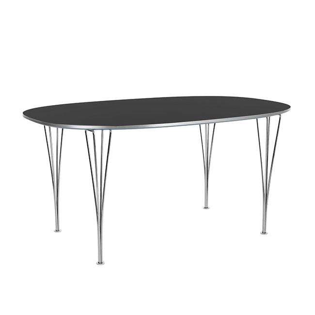 [Fritz Hansen/프리츠한센] Super-Elliptical Table (B613, 120x180) // 슈퍼-엘립티컬 테이블 (B613, 120x180)