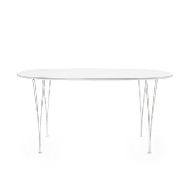 [Fritz Hansen/프리츠한센] Super-Elliptical Table (B613, 120x180) // [국내재고 B급] 슈퍼-엘립티컬 테이블 (B613, 120x180)