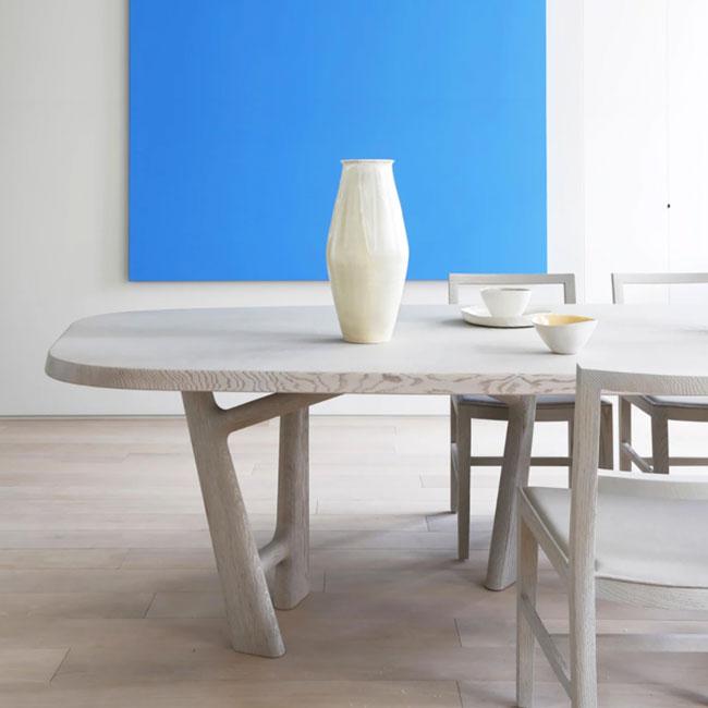 [Delcourt Collection/델쿠르트 컬렉션] YBU table - Oak // YBU 테이블 - 오크