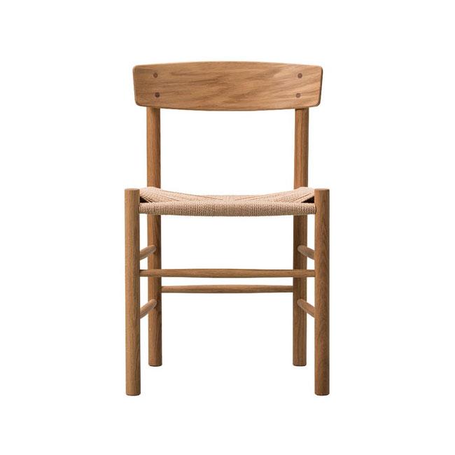 [Fredericia/프레데리시아] Mogensen J39 Chair - Oak, oiled // 모겐센 J39 체어 - 오크, 오일
