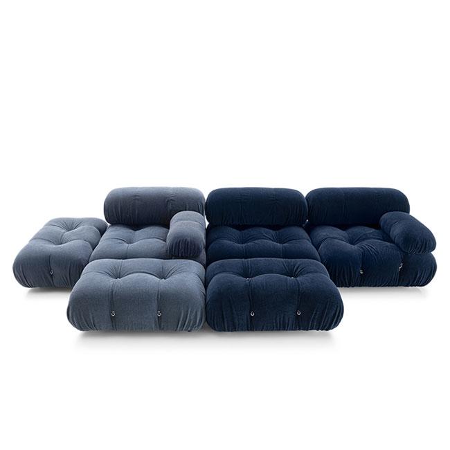 [B&B ITALIA/비앤비 이탈리아] Camaleonda - CM96B_TS1 Fabric.Lusso // 카멜레온다 - CM96B_TS1 패브릭.Lusso