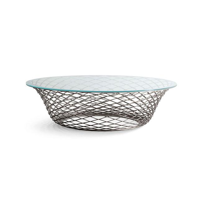 [Molteni&C/몰테니앤씨] Teso Table - Stainless Steel // 테소 테이블 - 스테인레스 스틸
