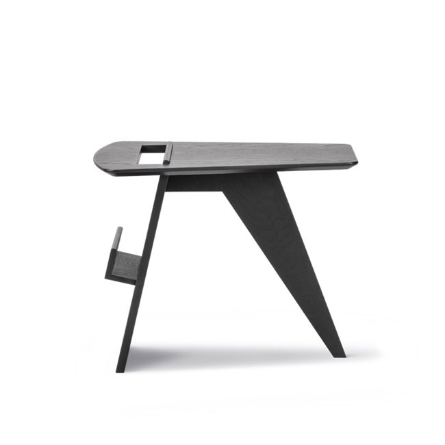 [Fredericia/프레데리시아] Risom magazine table - Black // 리솜 매거진 테이블 - 블랙