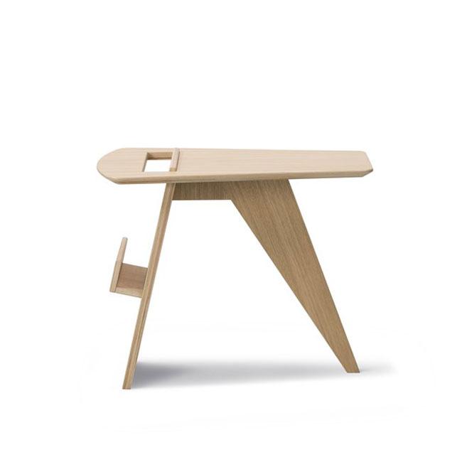 [Fredericia/프레데리시아] Risom magazine table - Oak // 리솜 매거진 테이블 -  오크