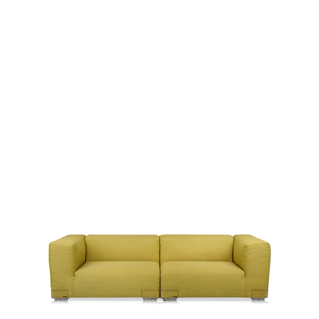 [Kartell/카르텔] PLASTICS DUO 2-seater Sofa XL