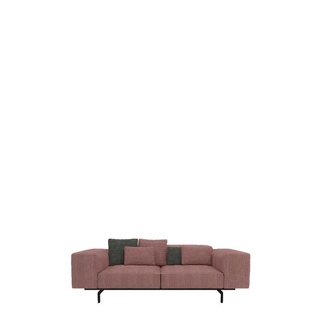 [Kartell/카르텔] LARGO 2-seater Sofa