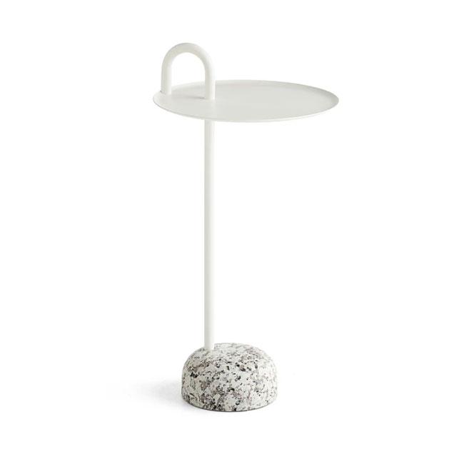 [HAY/헤이] Bowler Table - Cream White // 보울러 테이블 - 크림 화이트