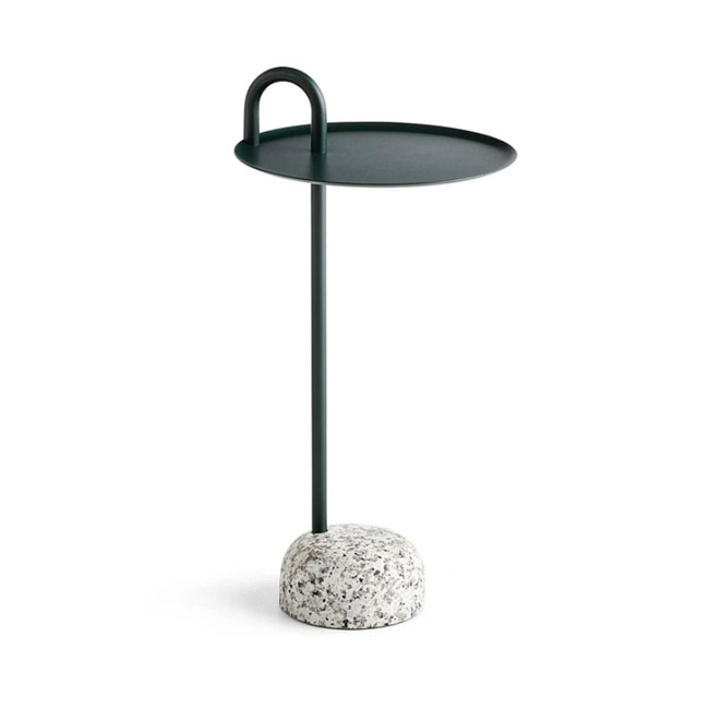 [HAY/헤이] Bowler Table - Fir Beige // 보울러 테이블 - 퍼 그린