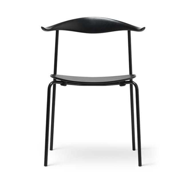 [Carl Hansen & Son/칼한센앤선] CH88T - Beech, Black, Black frame // CH88T - Beech, Black, 블랙 프레임