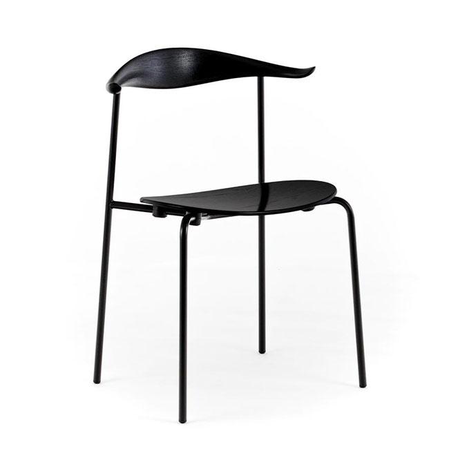 [Carl Hansen & Son/칼한센앤선] CH88T - Oak, Black, Black frame // CH88T - Oak, Black, 블랙 프레임