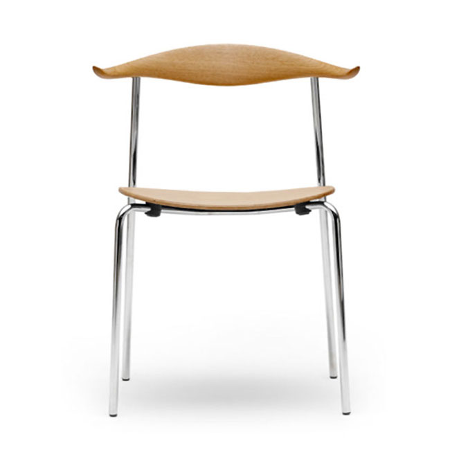 [Carl Hansen & Son/칼한센앤선] CH88T - Oak, Oil, Stainless steel // CH88T - Oak, Oil, 스테인레스 스틸