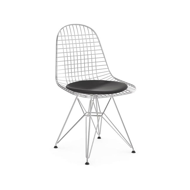 [Vitra/비트라] Wire Chair DKR-5, Leather // 와이어 체어 DKR-5, Leather