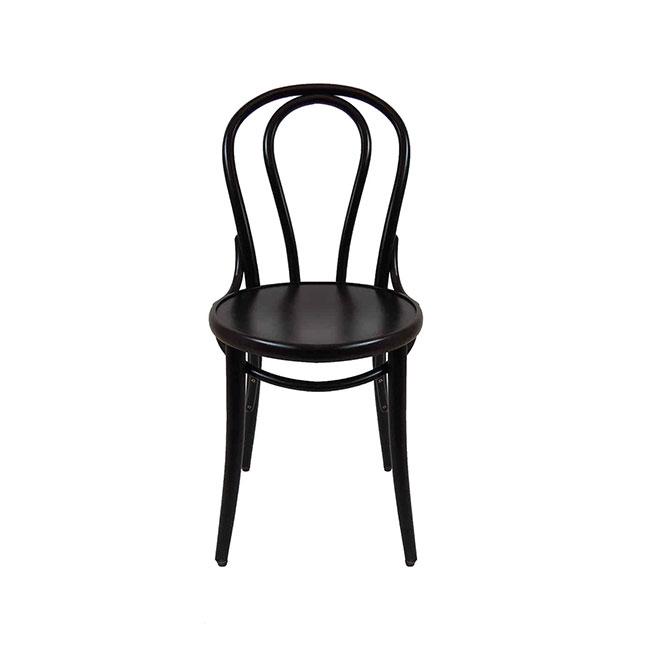 [TON/톤] Chair 18 - Dark Wenge // 체어 18 - 다크웬지