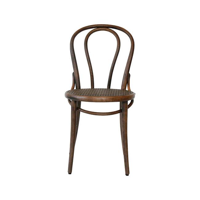 [TON/톤] Chair 18 - Antique Classic, cane // 체어 18 - 앤틱클래식, 케인
