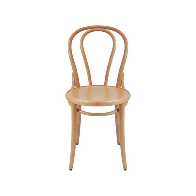 [TON/톤] Chair 18 - Natural // 체어 18 - 네추럴