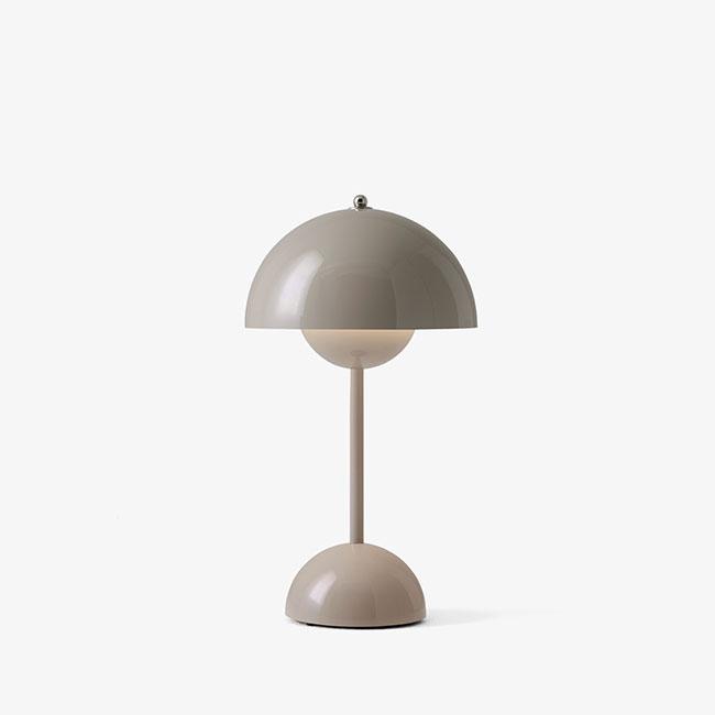 [&tradition/앤트레디션] Flowerpot VP9 - Grey Beige // 플라워팟 VP9 - 그레이 베이지