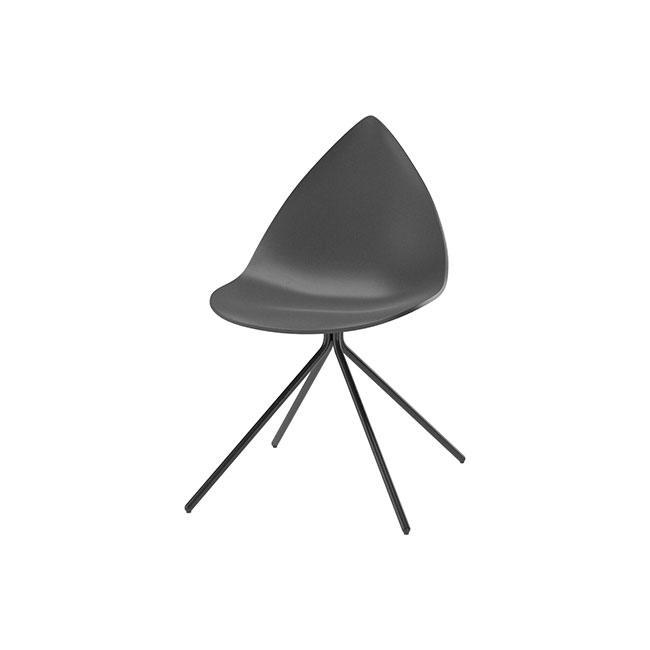 [BoConcept/보컨셉] Ottawa Chair - Black, Black // 오타와 체어 - 블랙, 블랙