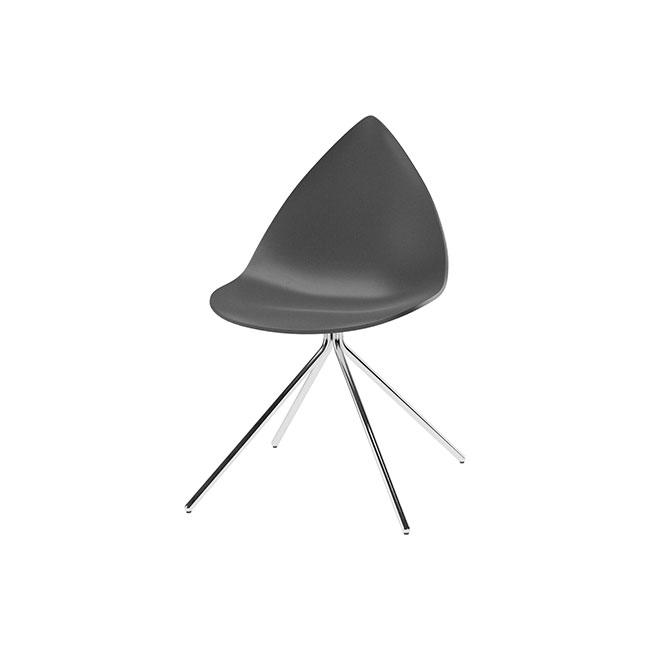 [BoConcept/보컨셉] Ottawa Chair - Black, Chrome // 오타와 체어 - 블랙, 크롬