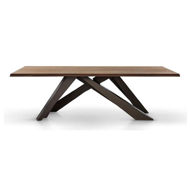 [BONALDO/보날도] Big Table - Walnut Canaletto // Big 테이블 - 월넛