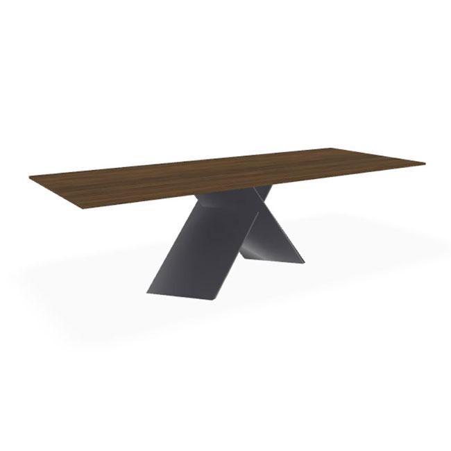 [BONALDO/보날도] AX Table - Walnut // AX 테이블 - 월넛