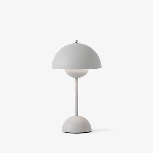 [&tradition/앤트레디션] Flowerpot VP9 - Matt Light Grey // 플라워팟 VP9 - 매트 라이트그레이