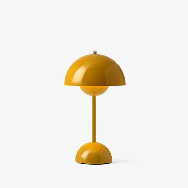 [&tradition/앤트레디션] Flowerpot VP9 - Mustard // 플라워팟 VP9 - 머스타드