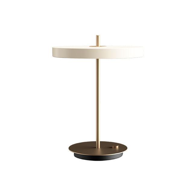 [Umage/우메이] Asteria Table Lamp - Pearl White // 아스테리아 테이블 램프 - 펄 화이트