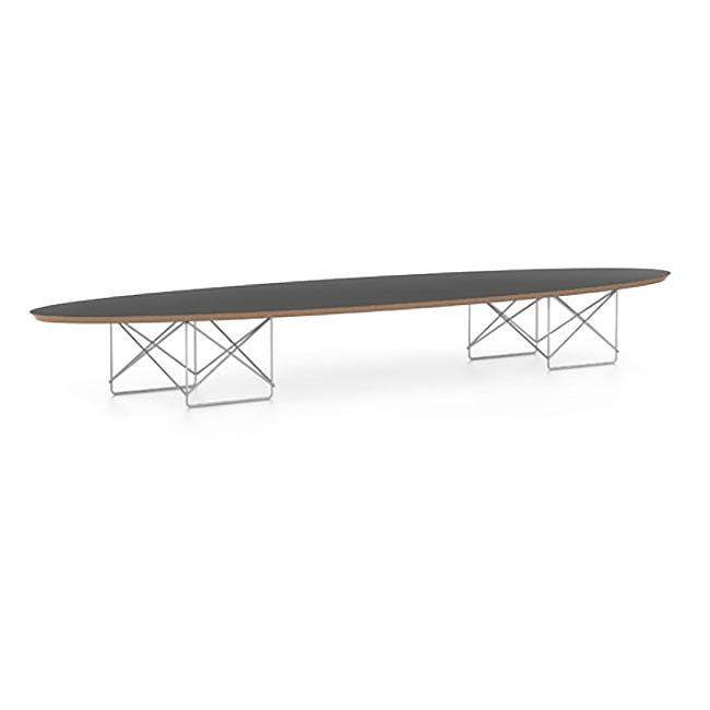 [vitra/비트라] Elliptical Table ETR - Black/Chrome // 엘립티컬 테이블 ETR - 블랙/크롬