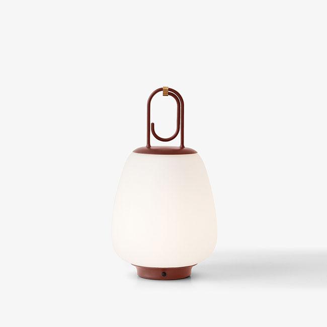 [&tradition/앤트레디션] Lucca SC51 Portable Lamp - Maroon // 루카 SC51 포터블 램프