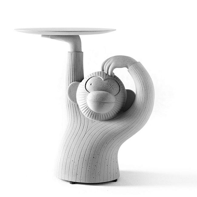 [BD Barcelona Design/BD 바르셀로나 디자인] MONKEY SIDE TABLE // 몽키 사이드 테이블