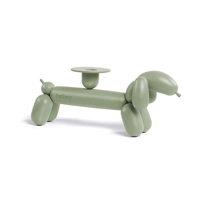[Fatboy/팻보이] Can-Dog Candle holder // Can-Dog 캔들홀더 - Envy Green