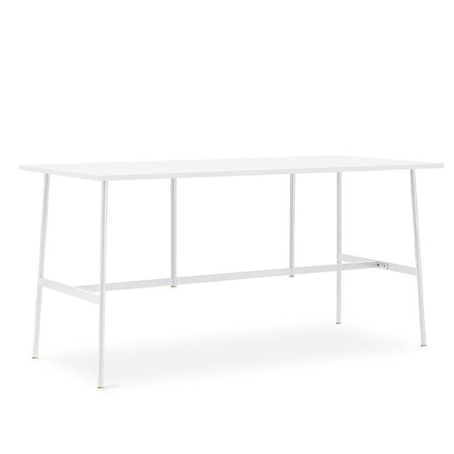 [Normann Copenhagen/노만코펜하겐] Union Bar Table 190 x 90 cm x H95,5 cm  - White // 유니온 바 테이블 190 x 90 cm x H95,5 cm  - White