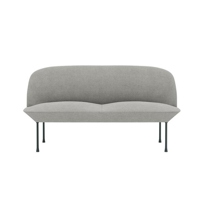 [Muuto/무토] Oslo 2 Seater Sofa // 오슬로 2 시터 소파