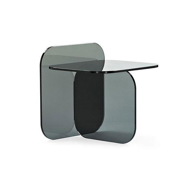 [ClassiCon/클래시콘] Sol Side Table - Grey // 솔 사이드 테이블 - 그레이