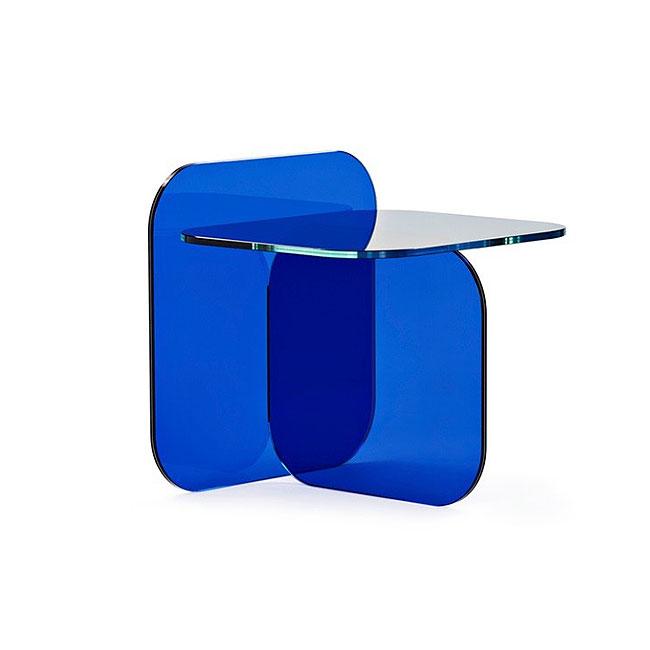 [ClassiCon/클래시콘] Sol Side Table - Royal Blue // 솔 사이드 테이블 - 로얄 블루