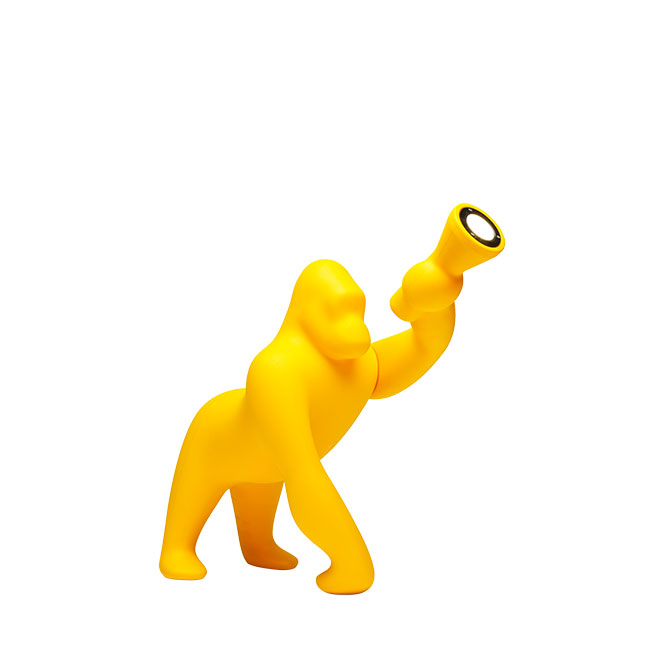 [qeeboo/퀴부] Kong XS - yellow