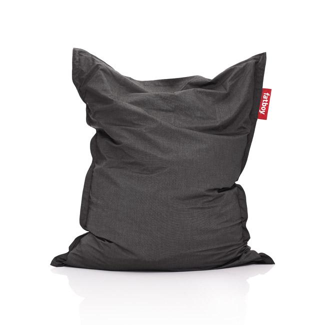 [Fatboy/팻보이] Beanbag Original Outdoor - Charcoal // 빈백 오리지널 아웃도어 - 차콜