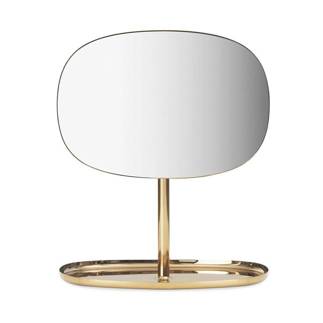 [Normann Copenhagen/노만코펜하겐] Flip Mirror - Brass // 플립 미러 - 브라스