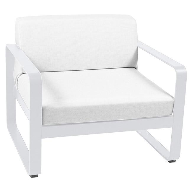 [Fermob/페르몹] Bellevie Armchair - Cotton white // 벨비 암체어